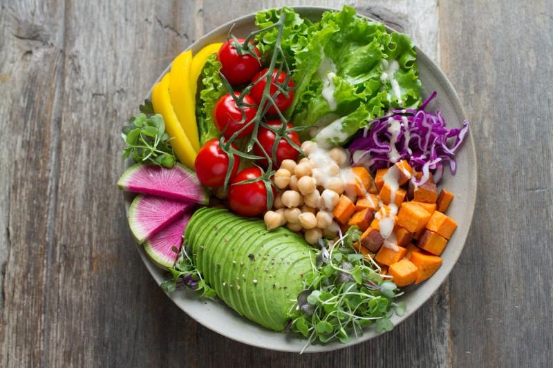 ekološko pridelana zelenjava